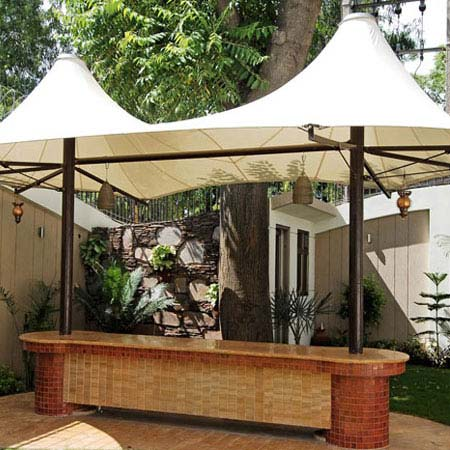 Folding Monsoon Sheds