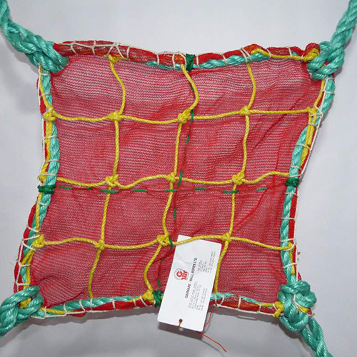 GARWARE 4mm x 4inch Two layer Safety Net (EXTRA SAFE)