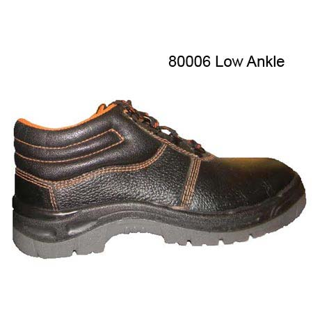 80006 Low Ankle Safety Shoes